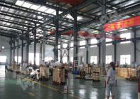 生产中的和田scb10干式变压器