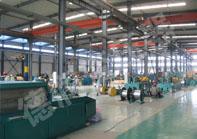 和田s11油浸式变压器生产线